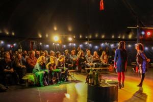 TeilnehmerInnen-Show 2016